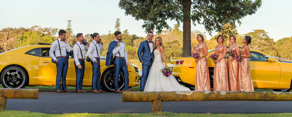 Image Result For Muscle Wedding Cars Sydney